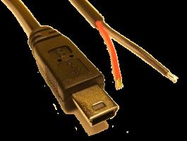 Kabel för fast installation till Bobrik