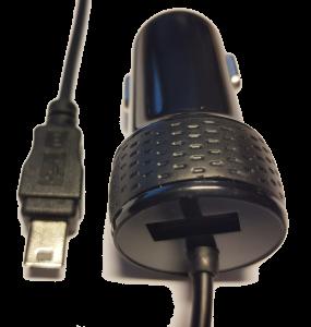 Ciggkabel Bobrik med USB