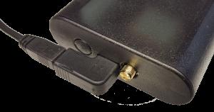 Adapter Sladdvinkel för USB Mini B
